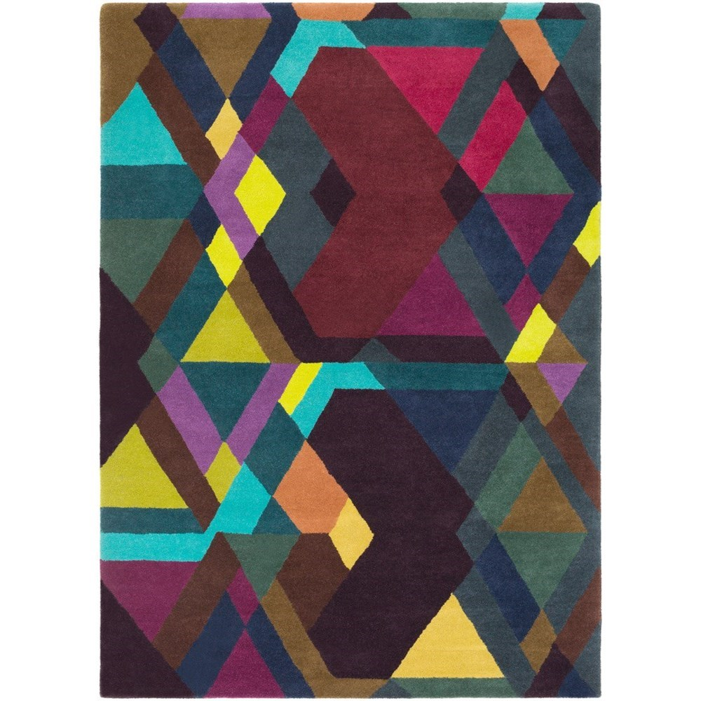 Iconic 8' x 11' Rug by 9596 at Becker Furniture