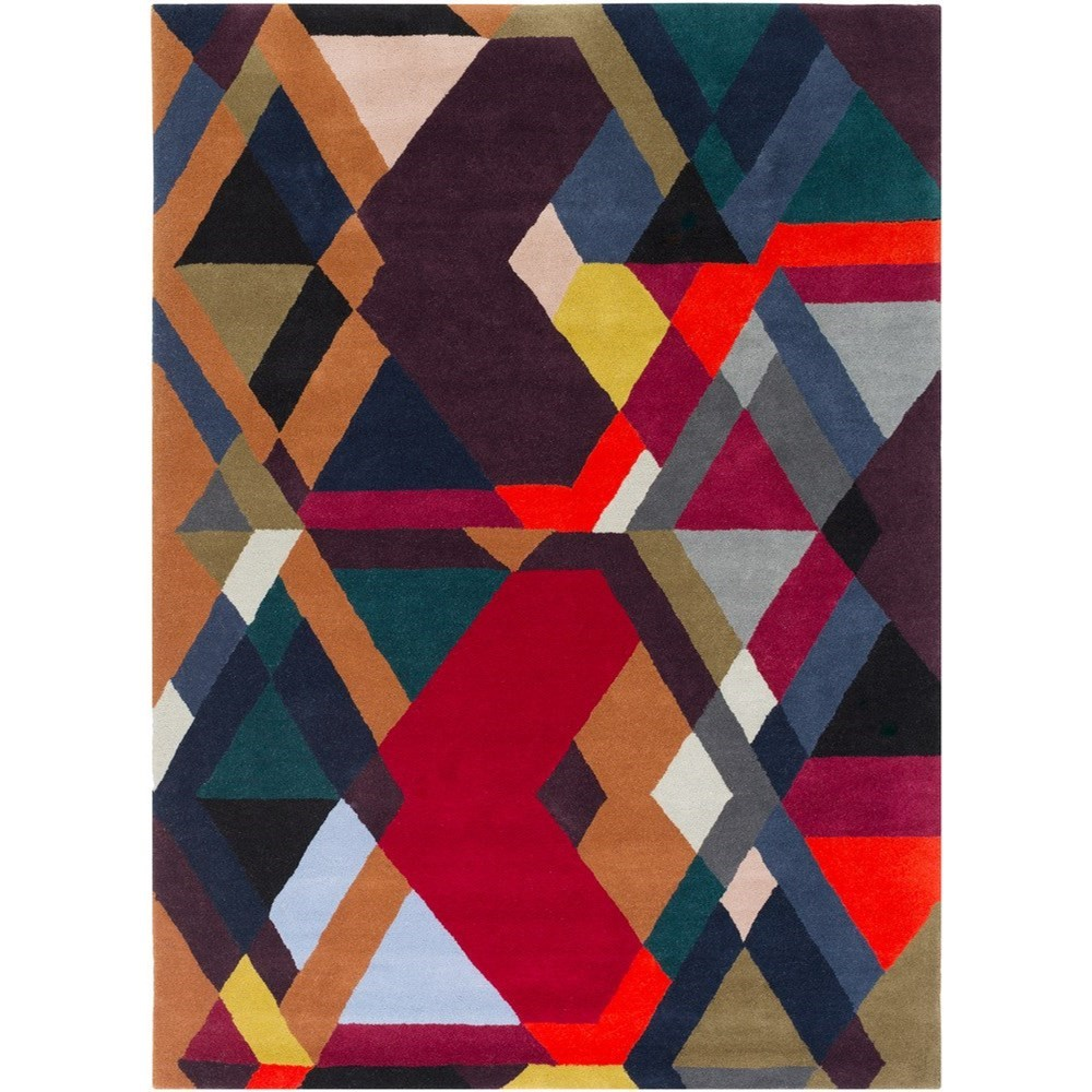 """Iconic 5' x 7'6"""" Rug by Ruby-Gordon Accents at Ruby Gordon Home"""