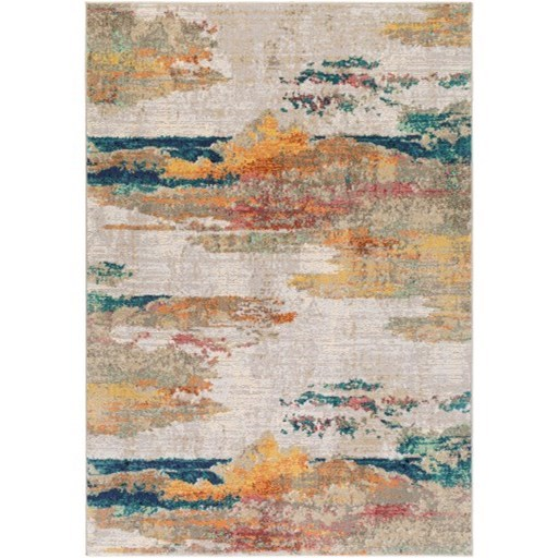 """Illusions 5'3"""" x 7'3"""" Rug by Surya at Upper Room Home Furnishings"""