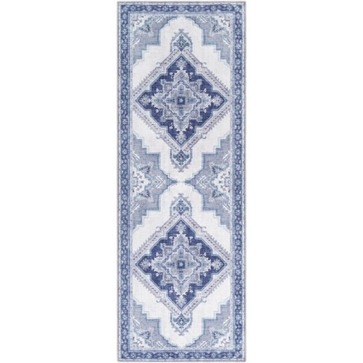 "Iris 3'6"" x 5'6"" Rug by 9596 at Becker Furniture"
