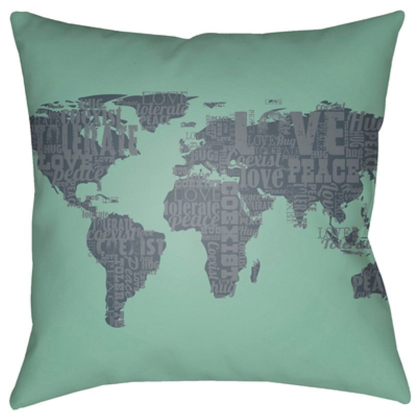 Jetset Pillow by Ruby-Gordon Accents at Ruby Gordon Home