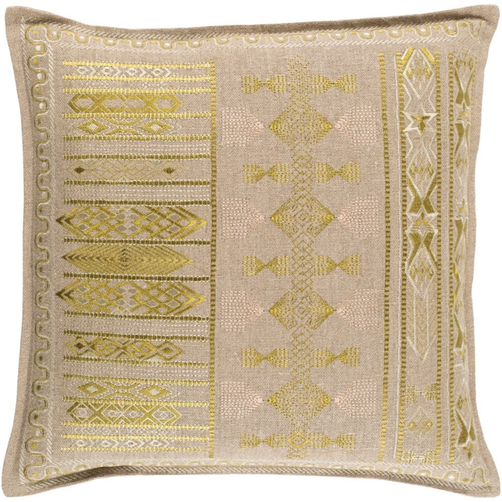 Jizera Pillow by Surya at SuperStore