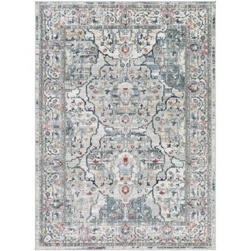 "Jolie 6'7"" x 9' Rug by Surya at Suburban Furniture"