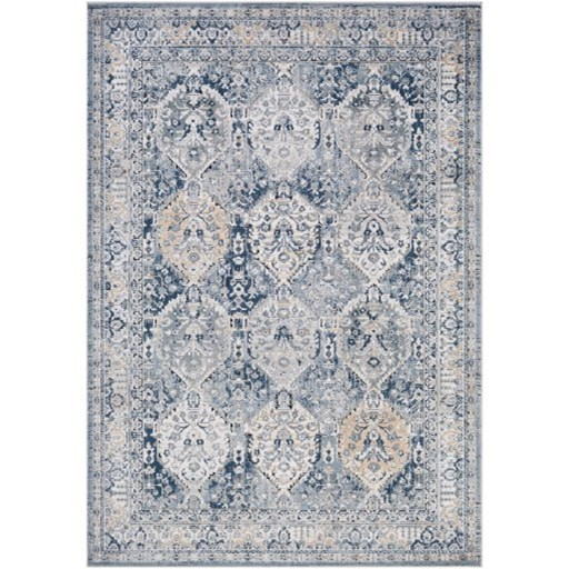 "Jolie 5'3"" x 7'3"" Rug by Surya at Fashion Furniture"