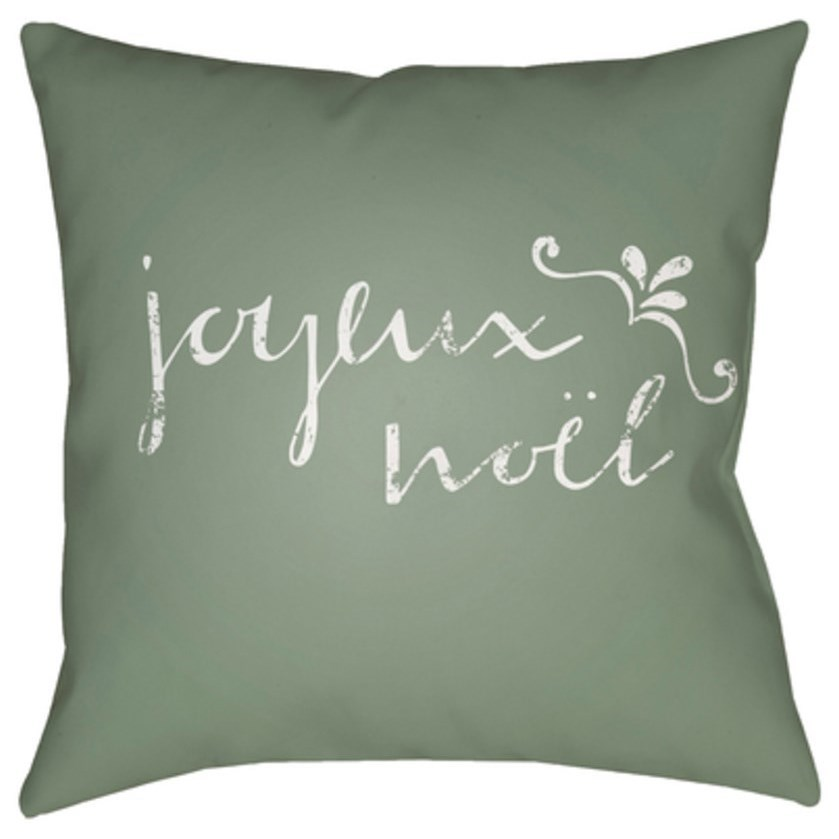 Joyeux Pillow by Surya at SuperStore