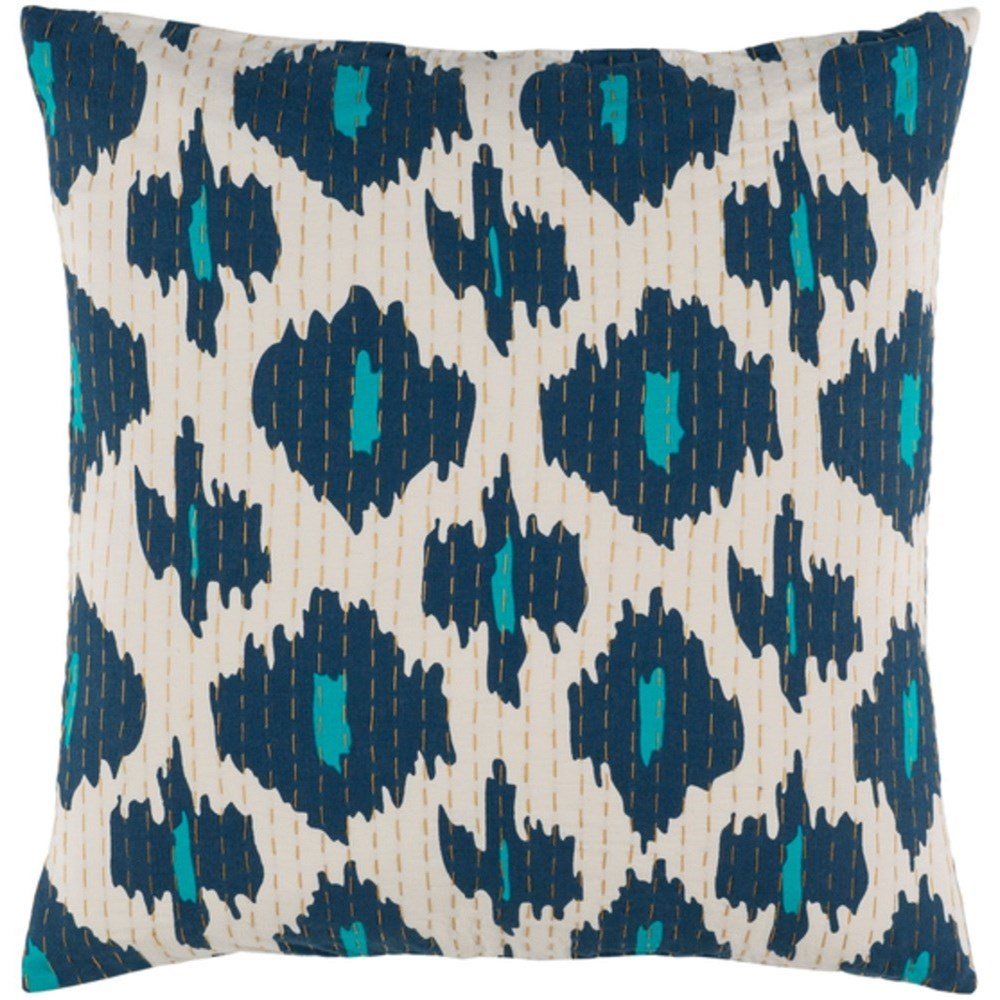 Kantha Pillow by Ruby-Gordon Accents at Ruby Gordon Home