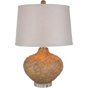 16 x 16 x 23.75 Portable Lamp