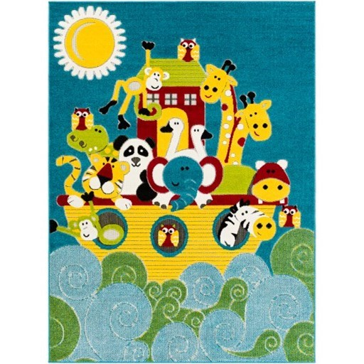 "Kindergarten 3'11"" x 5'7"" Rug by Ruby-Gordon Accents at Ruby Gordon Home"