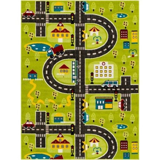 "Kindergarten 5'3"" x 7' Rug by Ruby-Gordon Accents at Ruby Gordon Home"