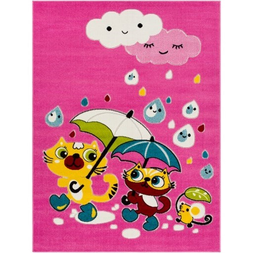 "Kindergarten 5'3"" x 7' Rug by Surya at Esprit Decor Home Furnishings"