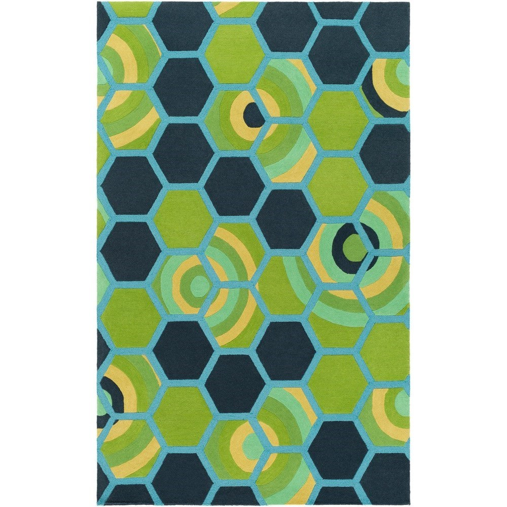 Kismet 2' x 3' Rug by 9596 at Becker Furniture