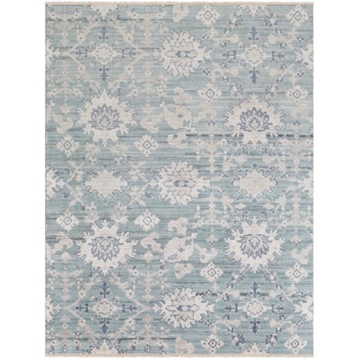 Kushal 2' x 3' Rug by Surya at Fashion Furniture
