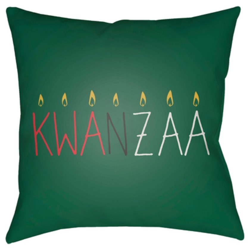 Kwanzaa II Pillow by Surya at SuperStore