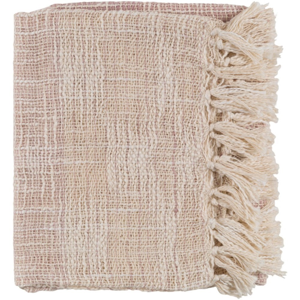 Kymani-1 Throw Blanket by Surya at Dream Home Interiors