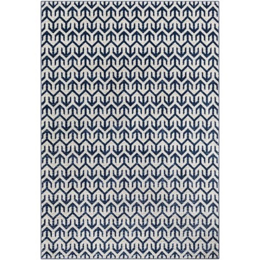 """Lagom 5'3"""" x 7'3"""" Rug by 9596 at Becker Furniture"""