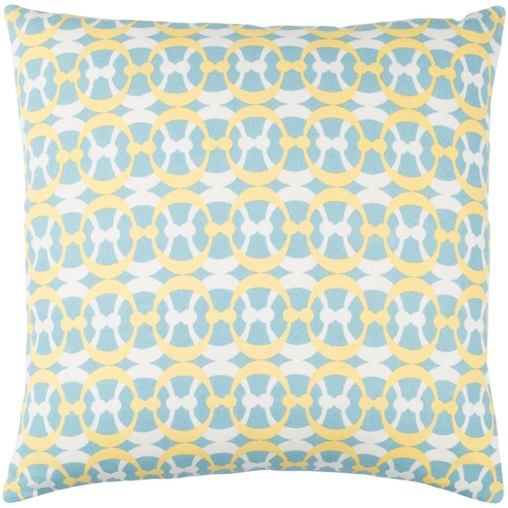 Lina Pillow by Surya at Goffena Furniture & Mattress Center