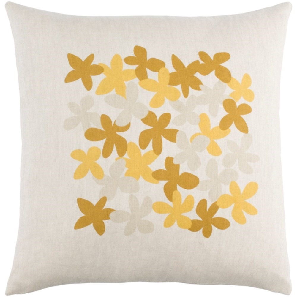 Little Flower Pillow by Surya at Belfort Furniture