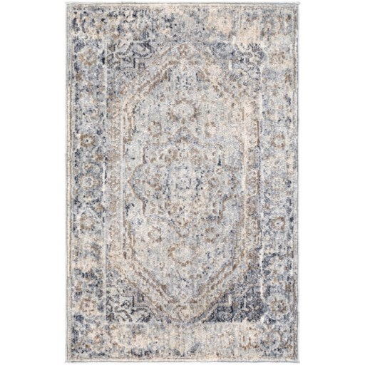 """Liverpool 7'10"""" x 10'2"""" Rug by Surya at Morris Home"""