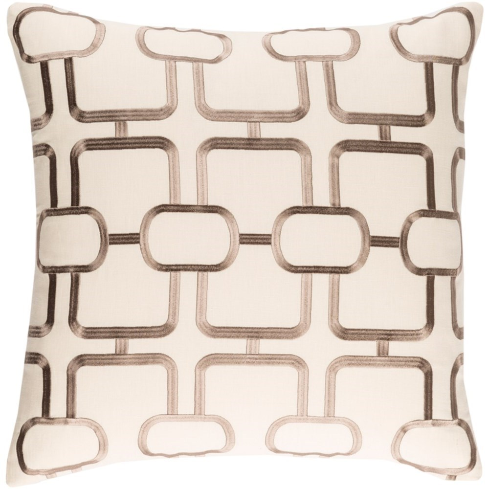 Lockhart Pillow by Surya at Upper Room Home Furnishings