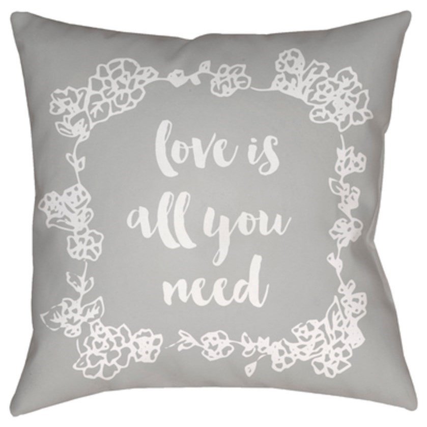 Love All You Need Pillow by Ruby-Gordon Accents at Ruby Gordon Home