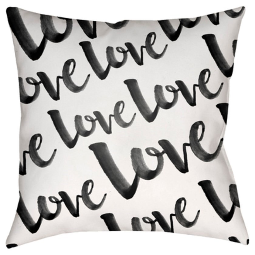 Love Pillow by Surya at Dean Bosler's