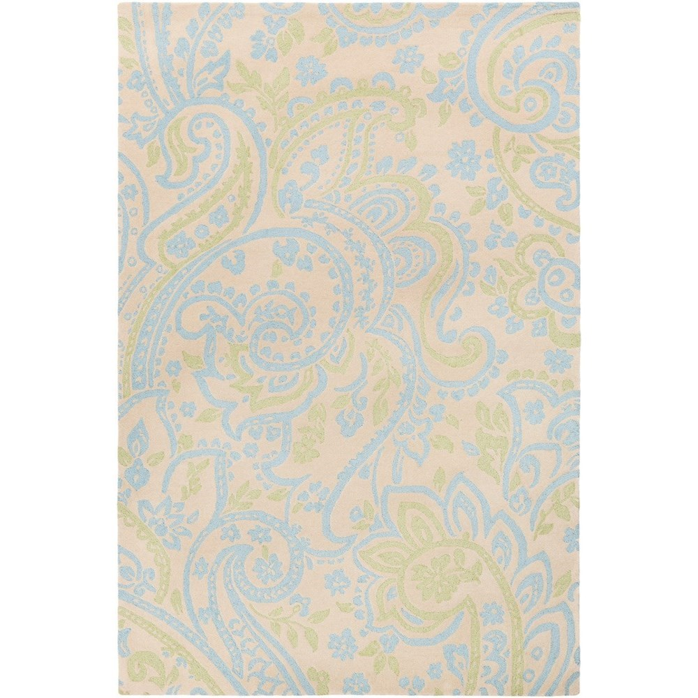 "Lullaby 5' x 7'6"" Rug by 9596 at Becker Furniture"