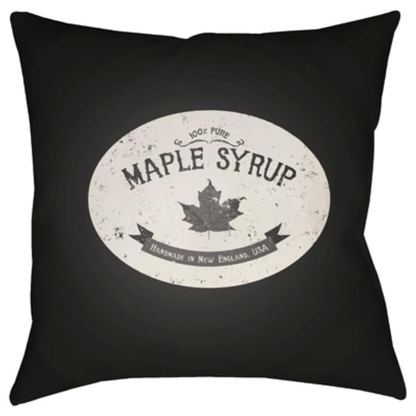 Maple Syrup Pillow by Ruby-Gordon Accents at Ruby Gordon Home
