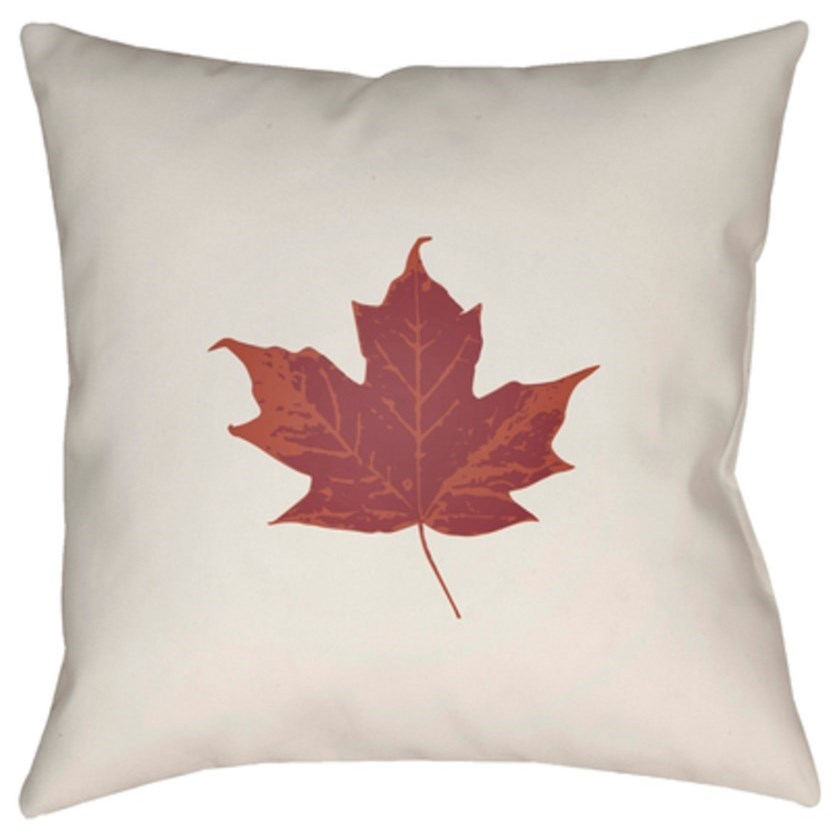 Maple Pillow by Surya at SuperStore