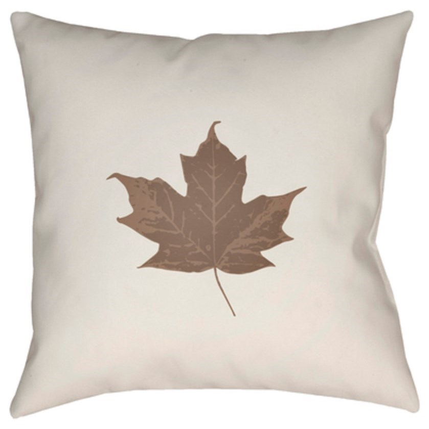 Maple Pillow by Ruby-Gordon Accents at Ruby Gordon Home