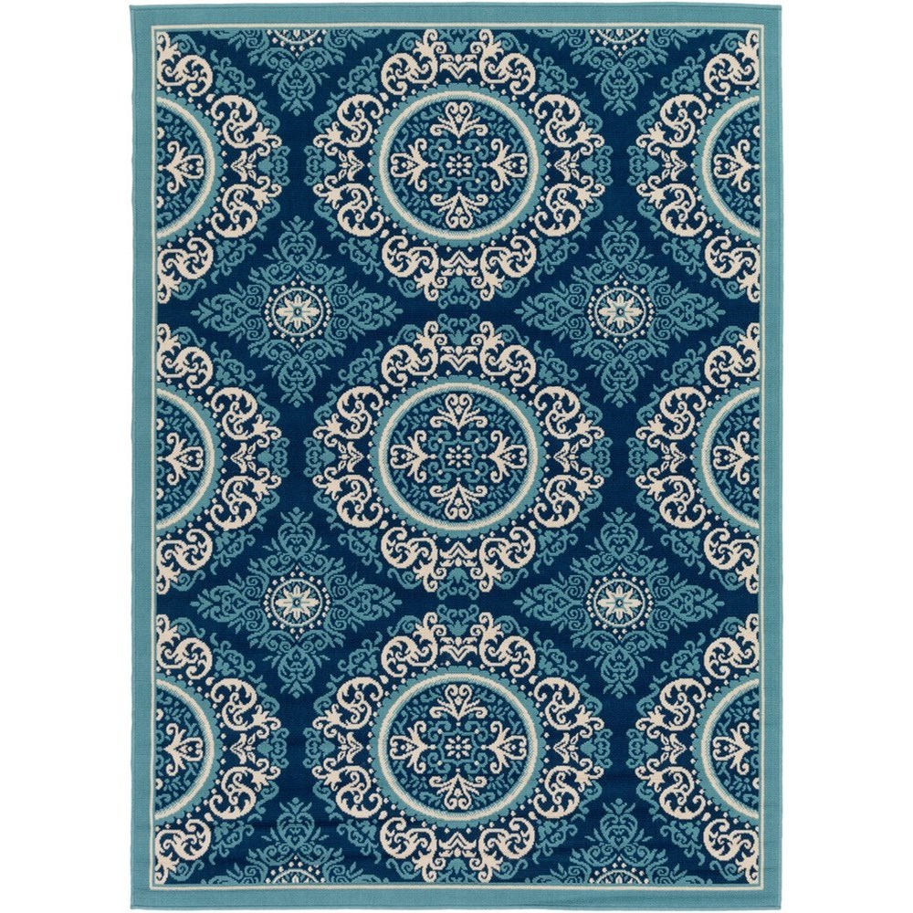 "Marina 5'3"" x 7'3"" Rug by Surya at Upper Room Home Furnishings"