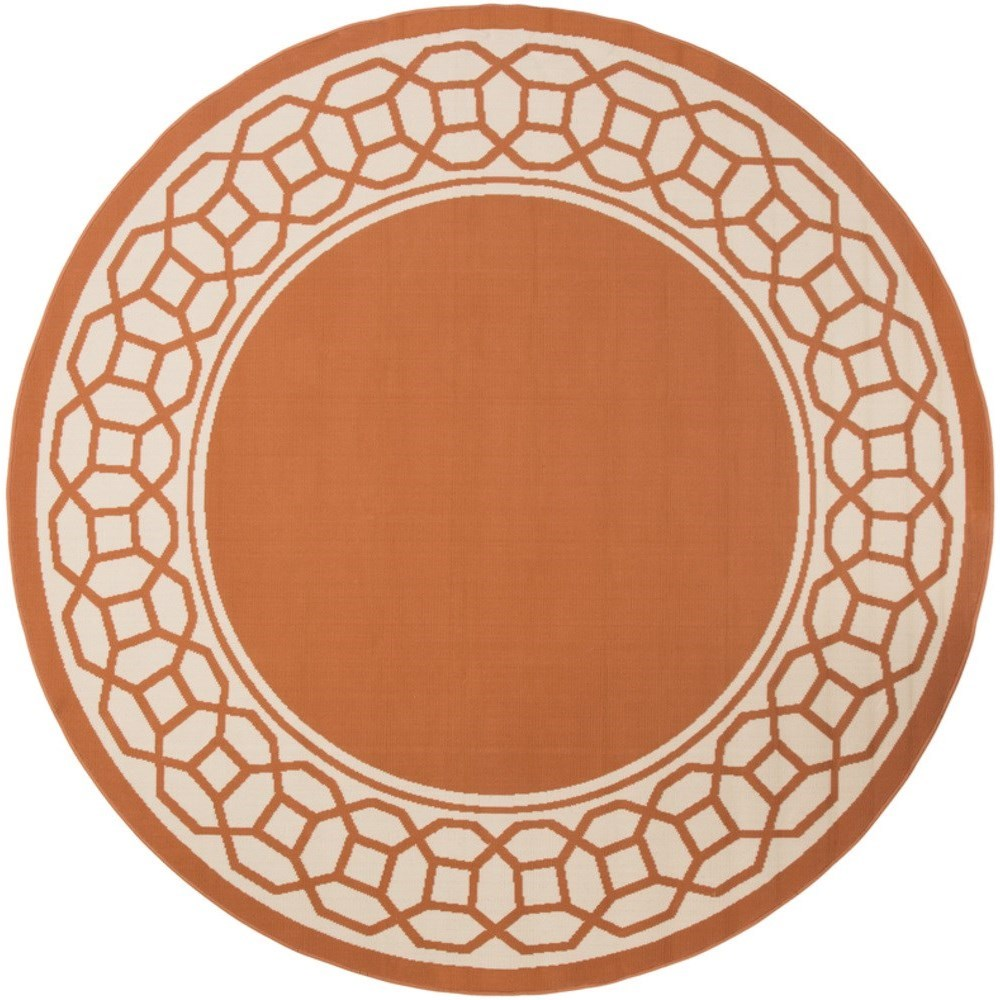 "Marina 7'10"" Round Rug by 9596 at Becker Furniture"
