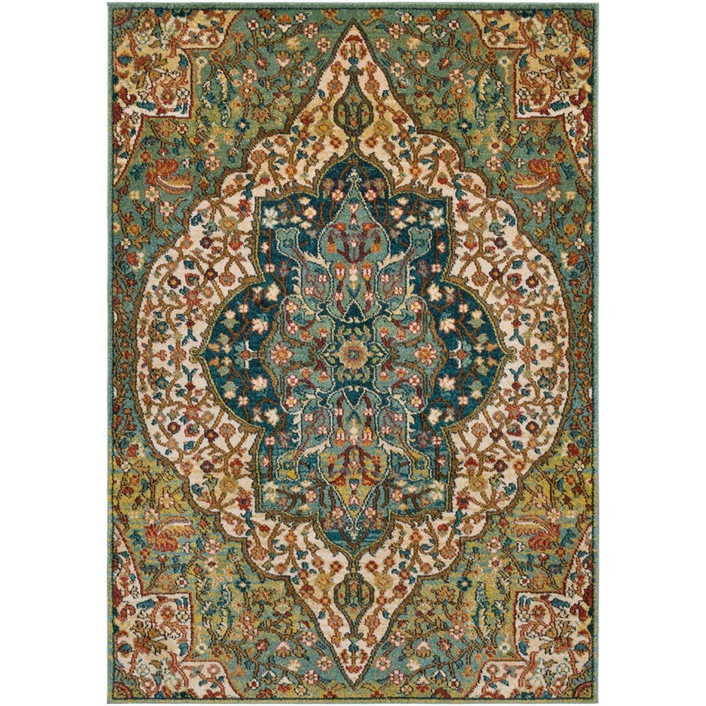 """Masala Market 7' 10"""" x 10' 3"""" Rug by Surya at SuperStore"""