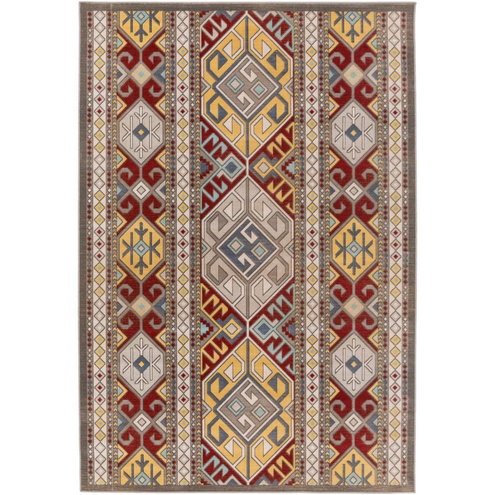 """Mavrick 5'4"""" x 7'8"""" Rug by Surya at Rooms for Less"""