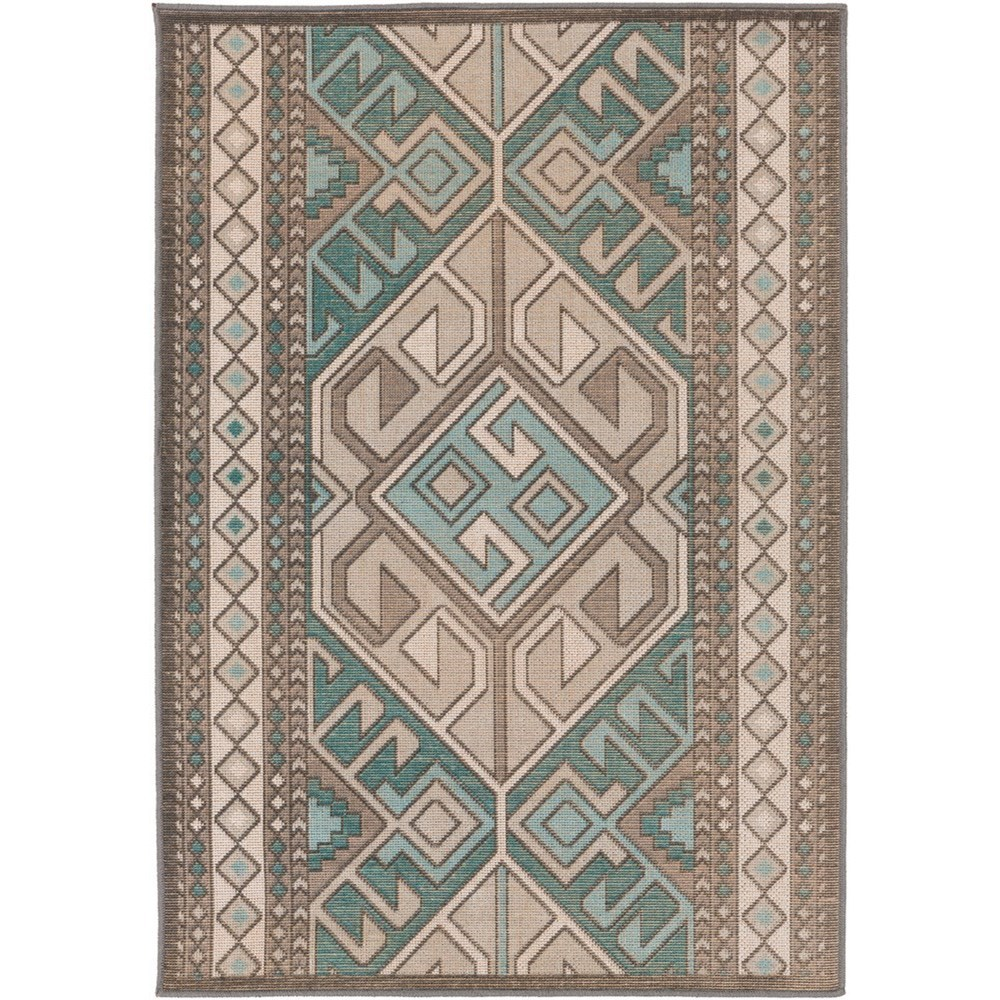 "Mavrick 2'2"" x 4' Rug by Surya at SuperStore"