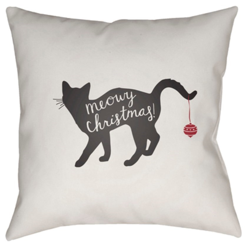 Meowy Pillow by Ruby-Gordon Accents at Ruby Gordon Home