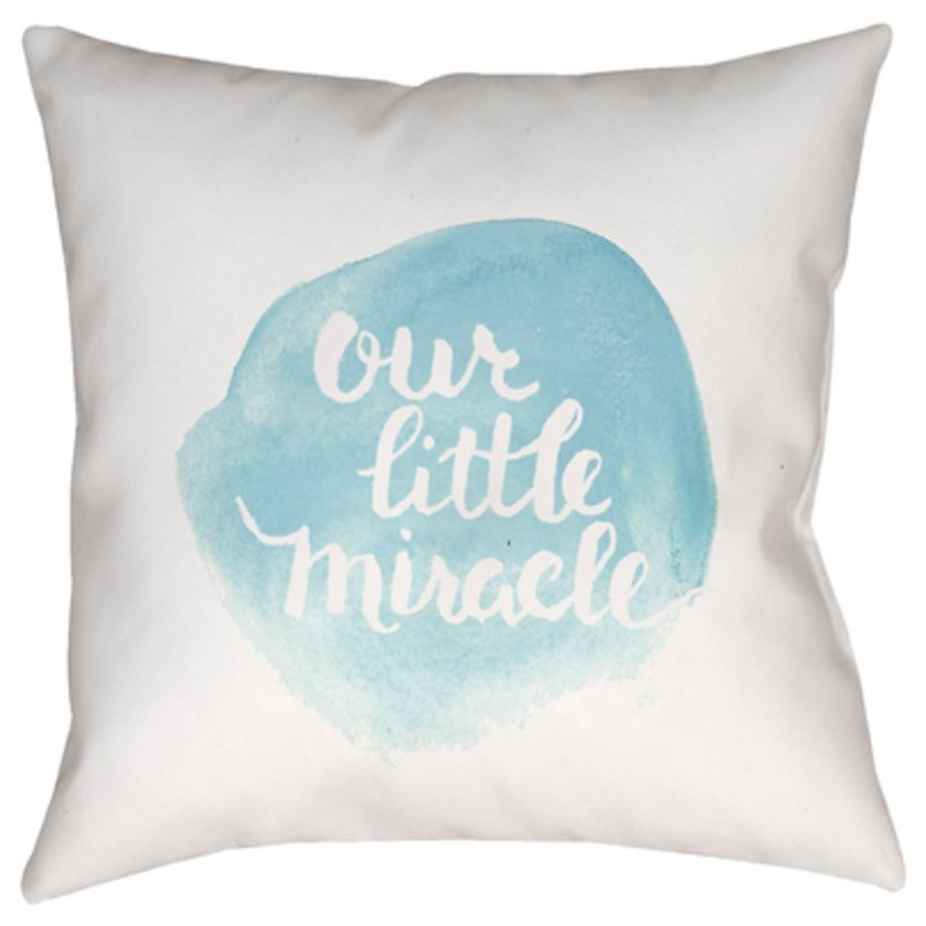 Miracle Pillow by Ruby-Gordon Accents at Ruby Gordon Home