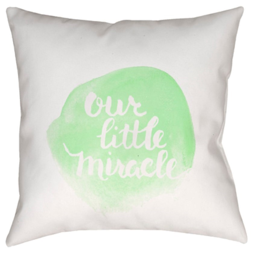 Miracle Pillow by Surya at Coconis Furniture & Mattress 1st