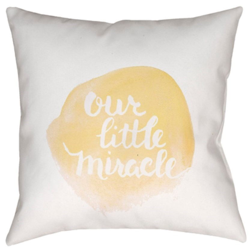 Miracle Pillow by Surya at SuperStore