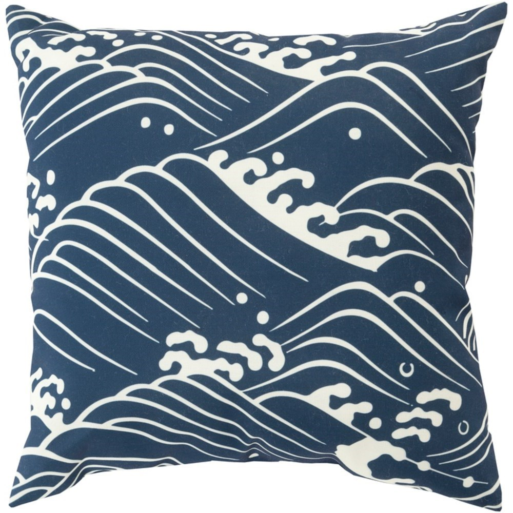 Mizu Pillow by Surya at Upper Room Home Furnishings