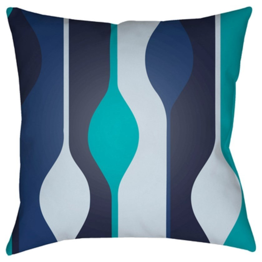 Moderne1 Pillow by Ruby-Gordon Accents at Ruby Gordon Home