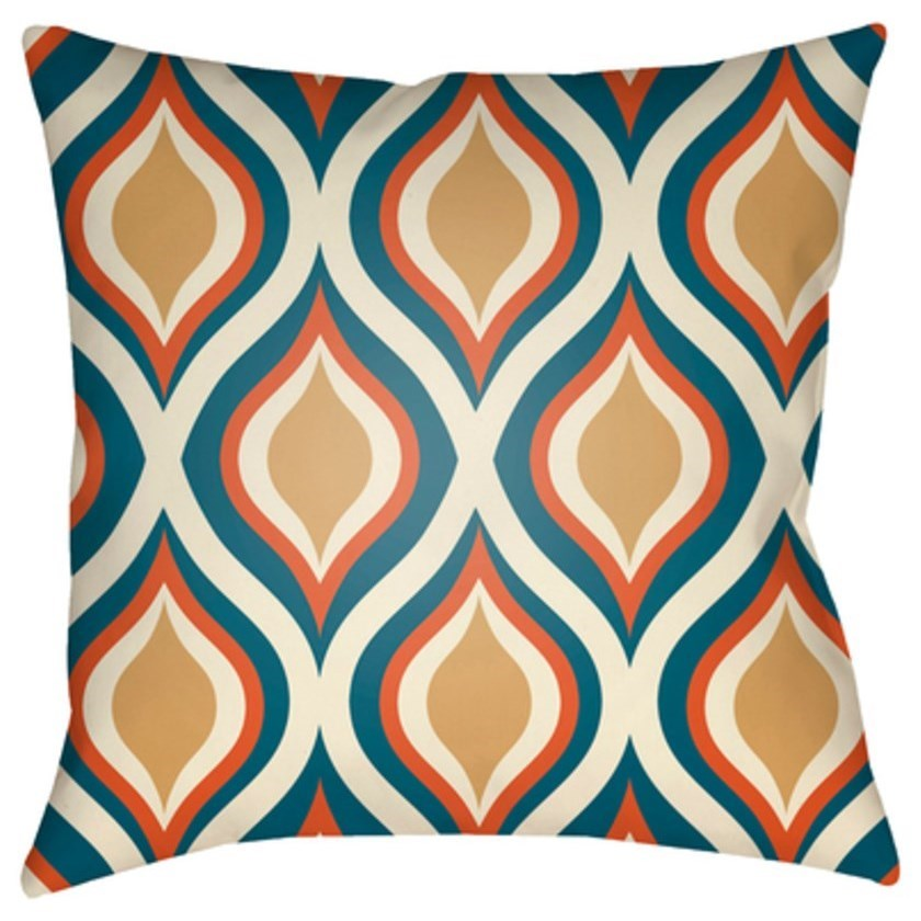 Moderne2 Pillow by Ruby-Gordon Accents at Ruby Gordon Home