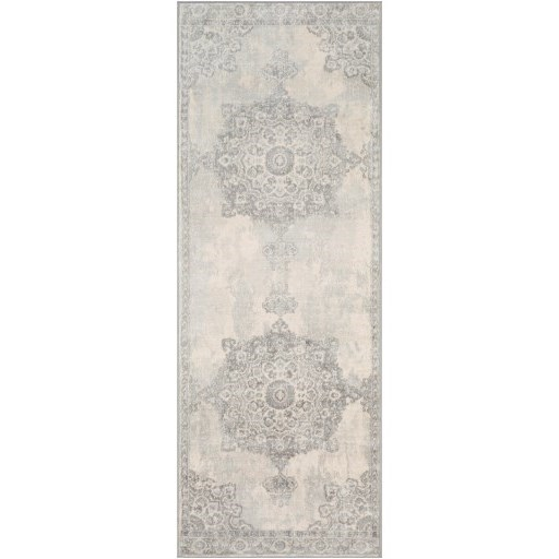 "Monaco 4'3"" x 5'11"" Rug by Surya at Dunk & Bright Furniture"