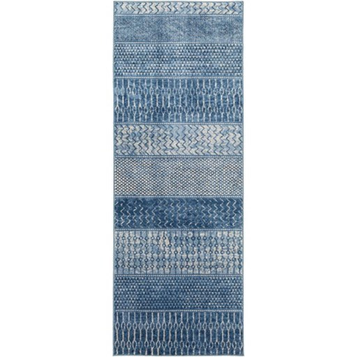 """Monaco 6'7"""" Square Rug by Ruby-Gordon Accents at Ruby Gordon Home"""