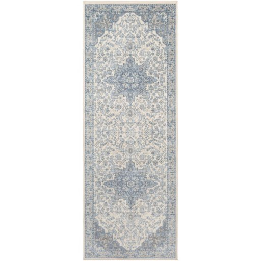 """Monaco 2'7"""" x 7'3"""" Rug by 9596 at Becker Furniture"""