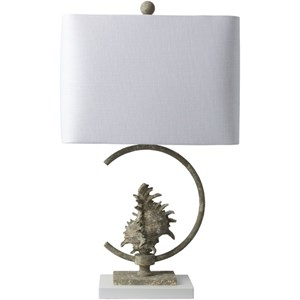 14.5 x 14.5 x 25.75 Table Lamp