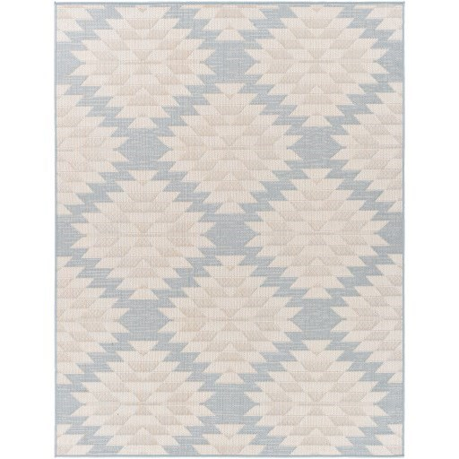 """Montego bay 7'10"""" x 10' Rug by Surya at SuperStore"""