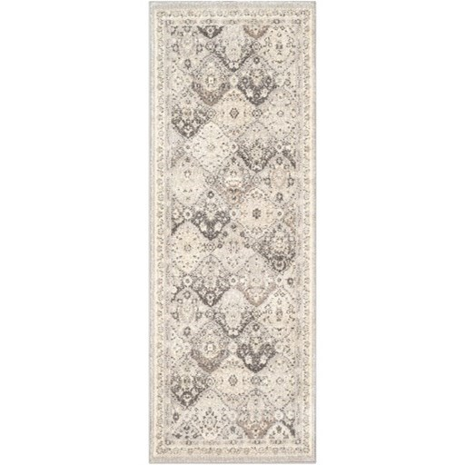"""Morocco 5'3"""" Round Rug by Ruby-Gordon Accents at Ruby Gordon Home"""