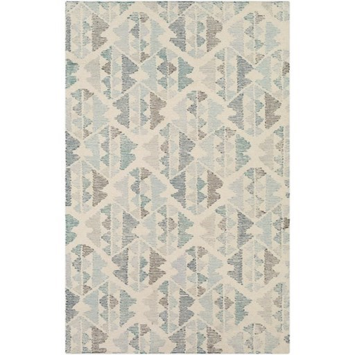 "Morse 5' x 7'6"" Rug by Surya at Upper Room Home Furnishings"