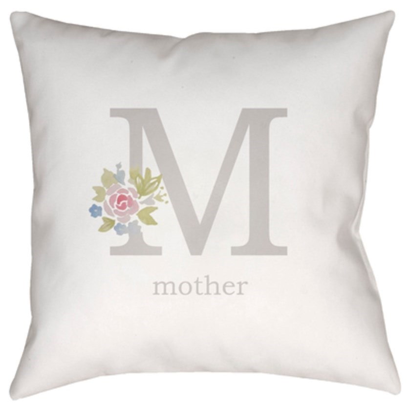 Mother Pillow by Surya at Prime Brothers Furniture