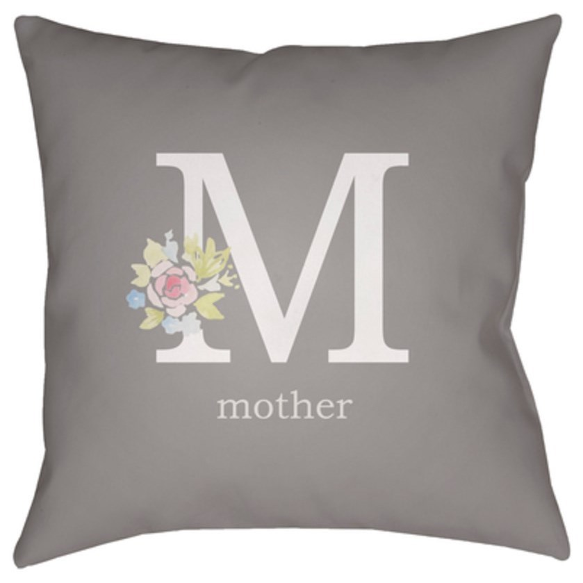 Mother Pillow by Surya at Belfort Furniture